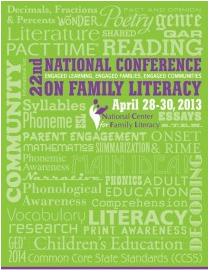 Natl Conf on Family Literacy