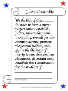 Class Preamble1